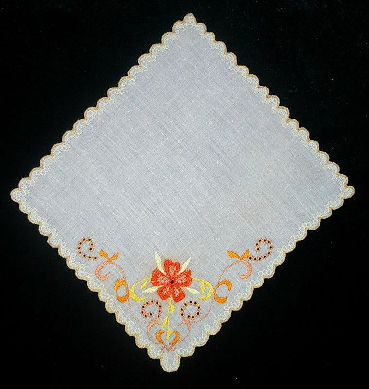 Красивый носовой платок картинки