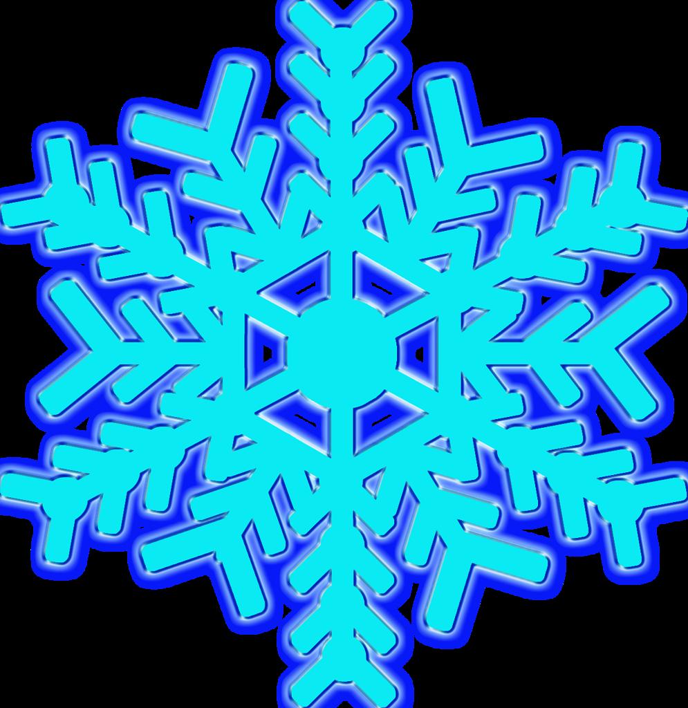 Снежинки картинка нарисованная