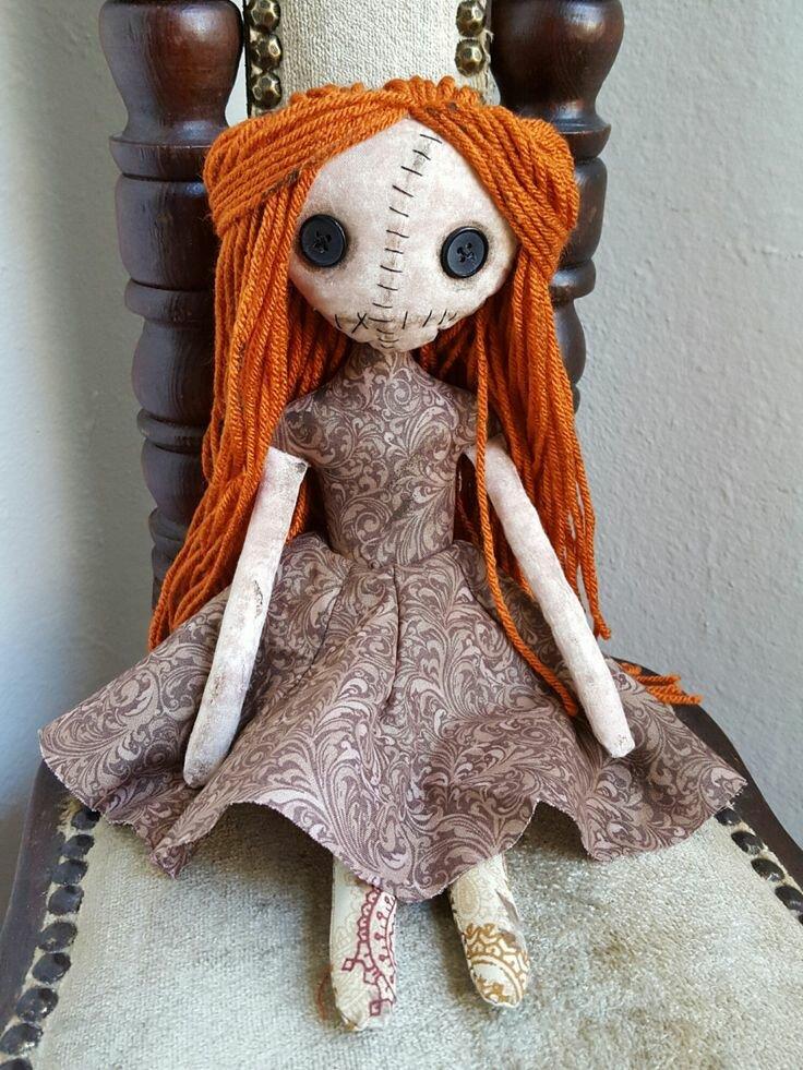 картинки самодельной куклы