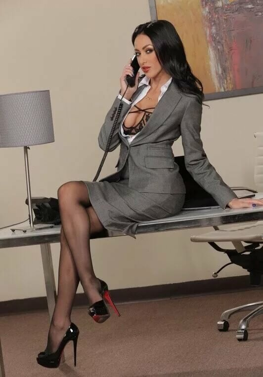 Your hot sexy women in the office