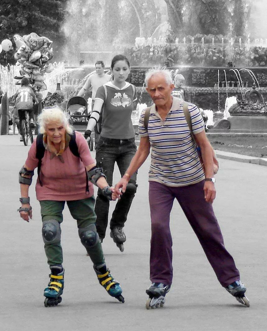 Смешные картинки со стариками, смешные хрюша