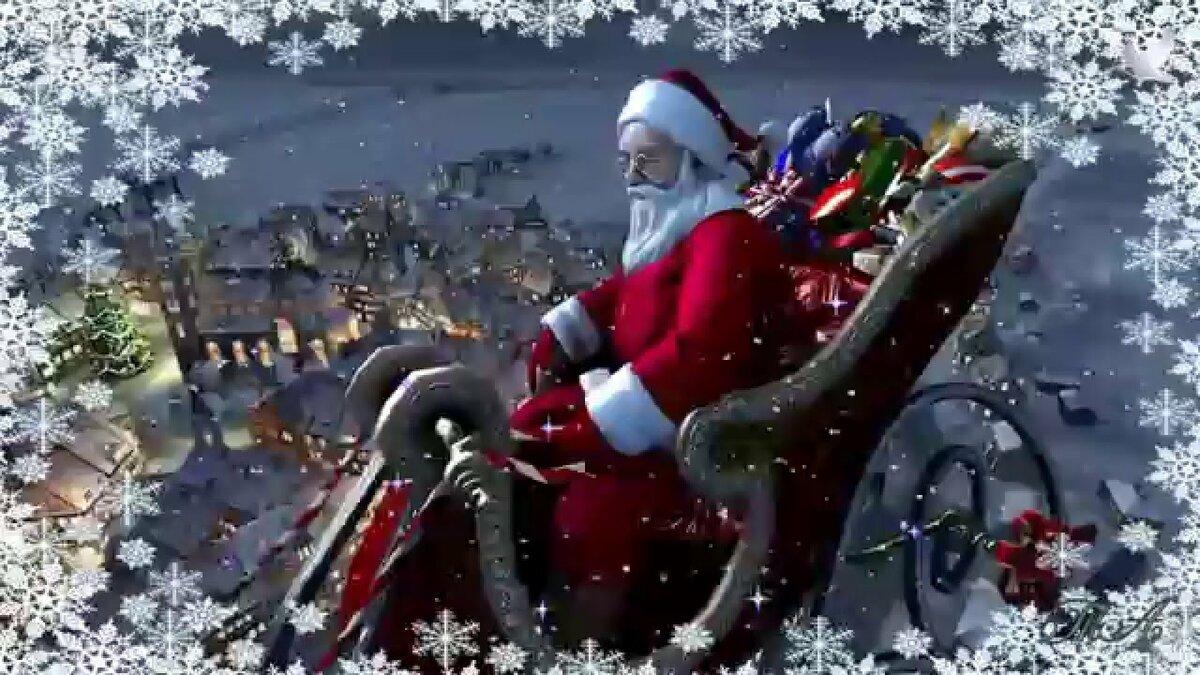 Открытку юбилеем, новогодние видео открытки на 2012