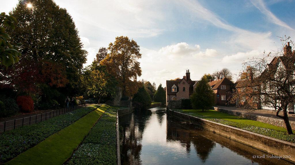 осень в великобритании фото запросу