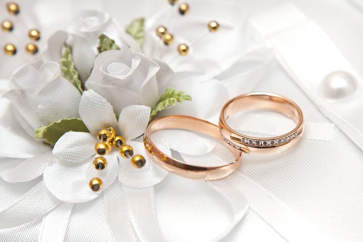 Открытки с бракосочетание, для