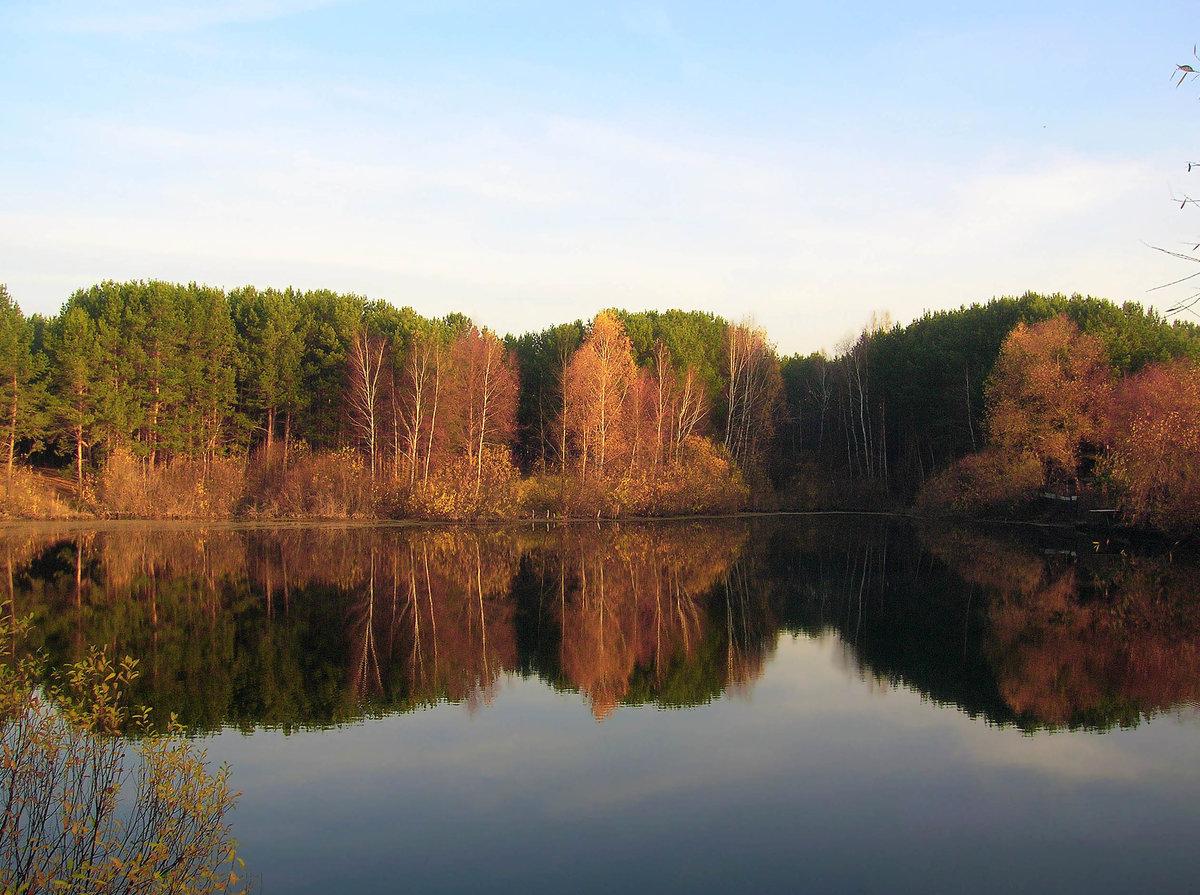 Васильевские озера тольятти рыбалка
