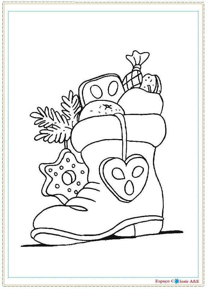 Открытки на новый год для срисовки, открытка