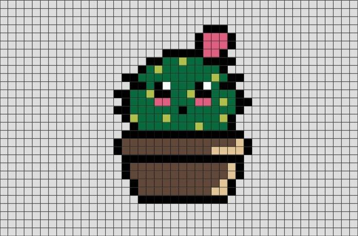 Pinterest Pixel Art