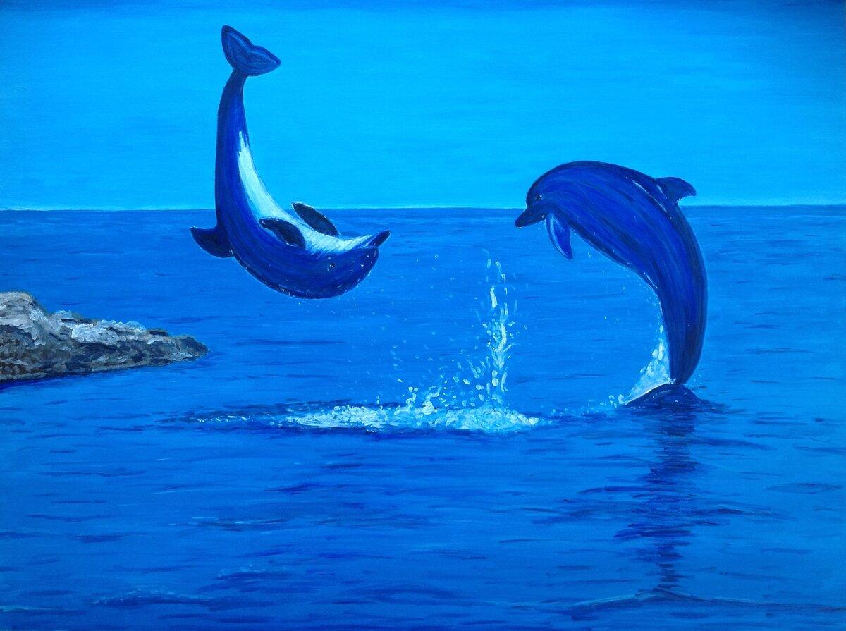 расскажет милые картинки про море чем