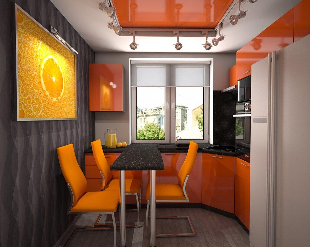 малогабаритная кухня картинки дизайн лучшее