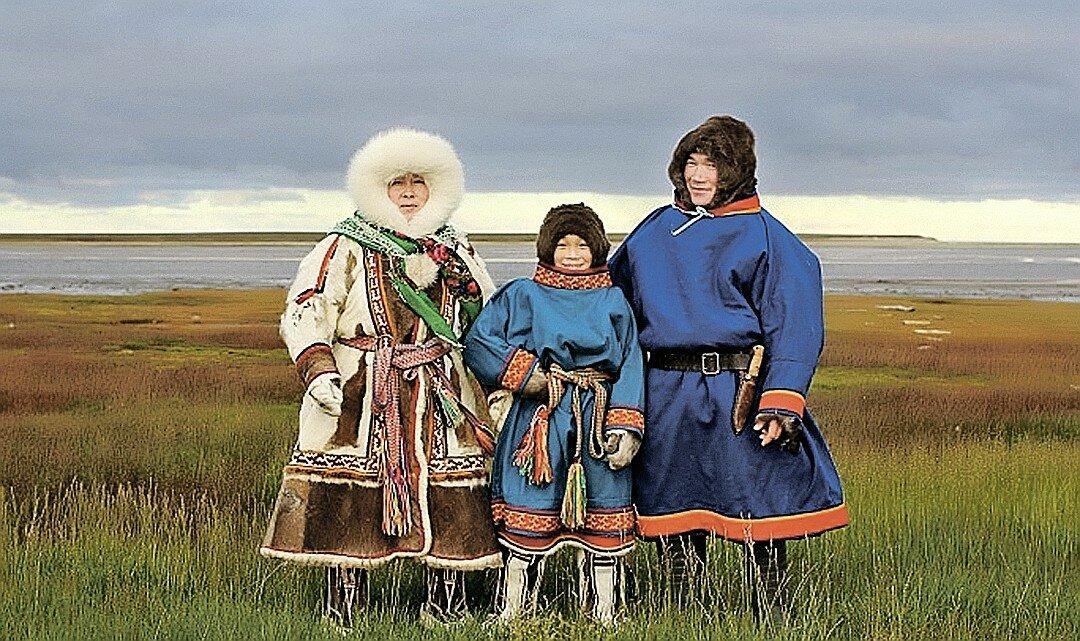 Народы севера россии фото