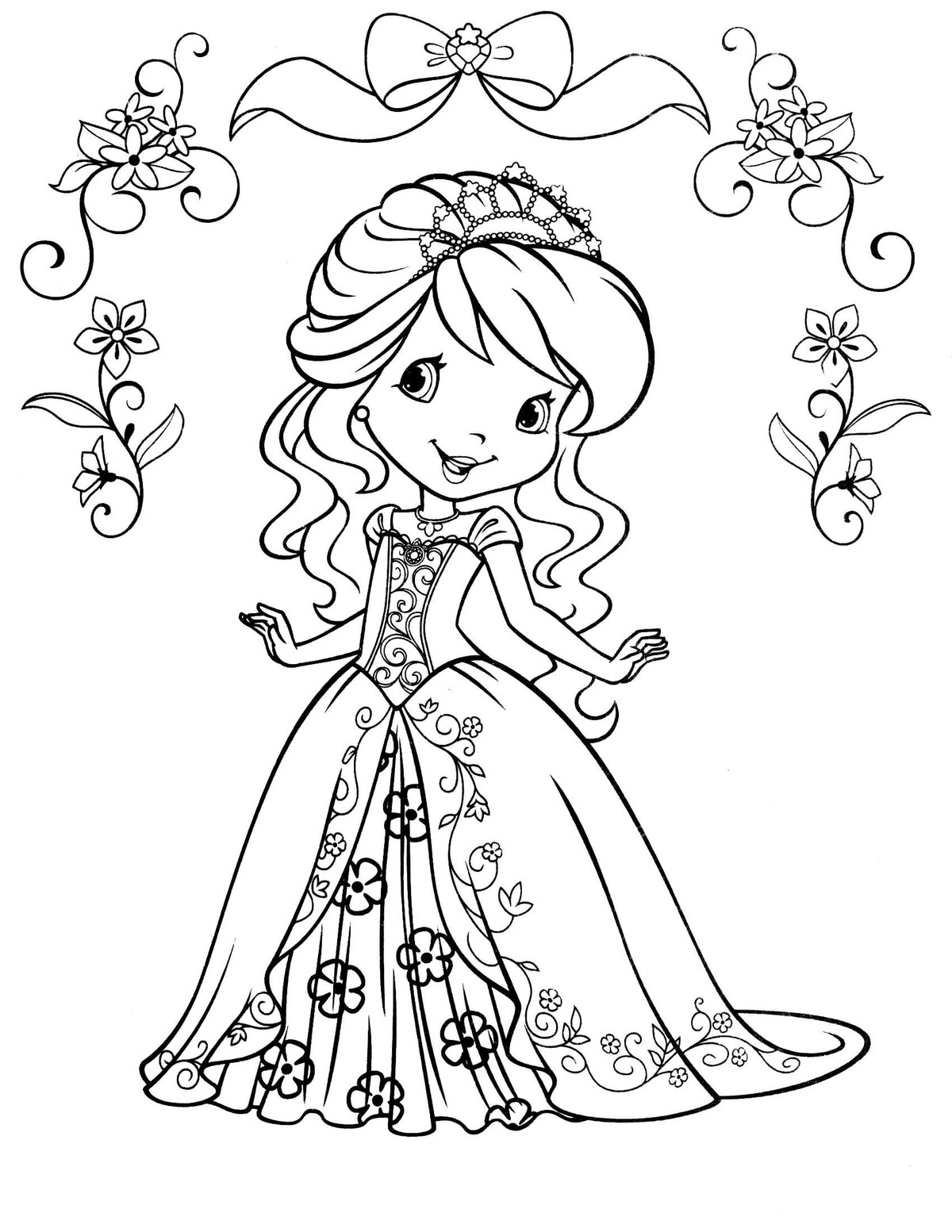 «Раскраска принцесса Черничка» — карточка пользователя ...