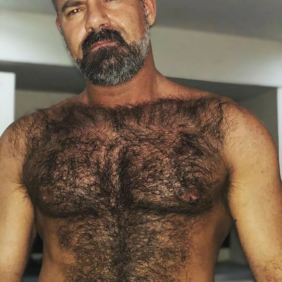 характер мужчины с волосатой грудью - 3