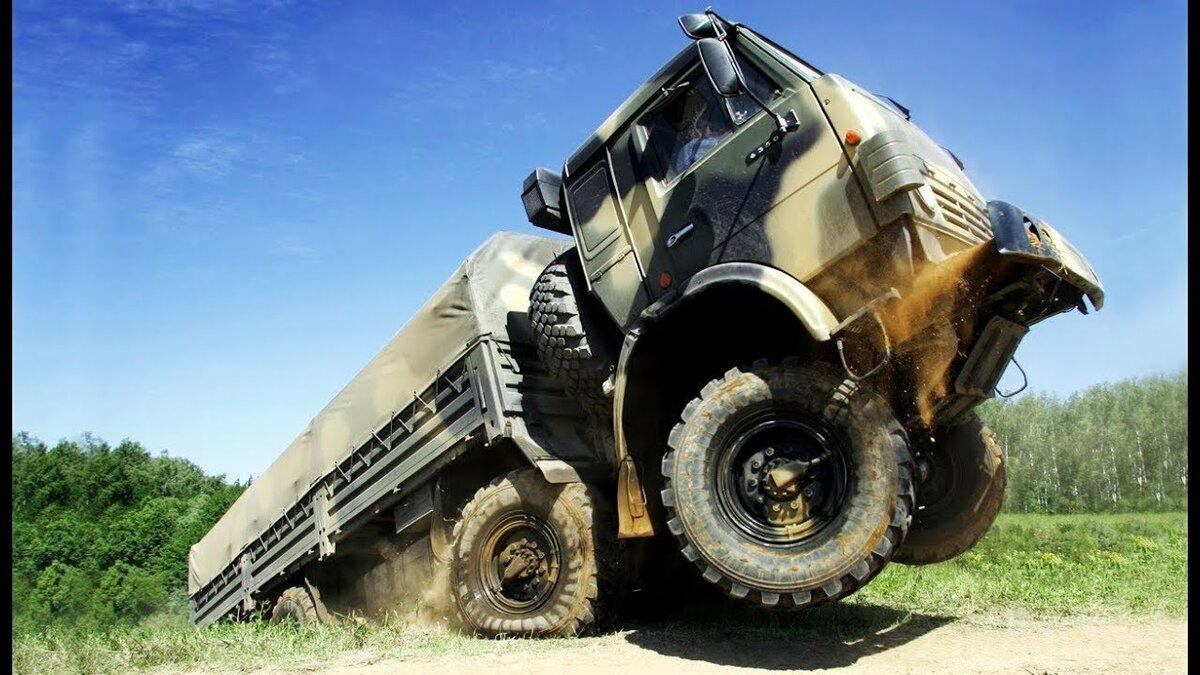 занимаюсь машины на бездорожье грузовики тратят