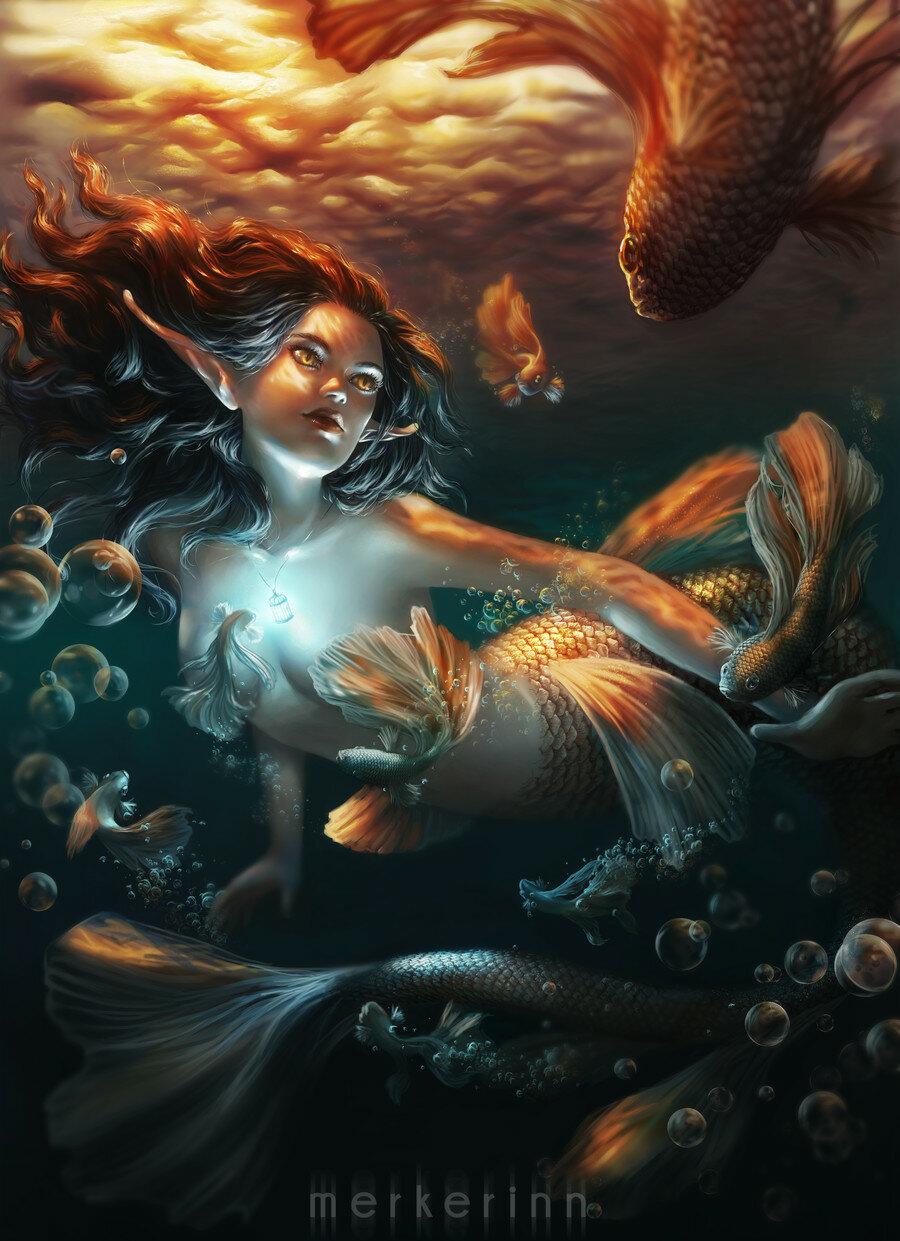 Картинки для батика рыбки новым