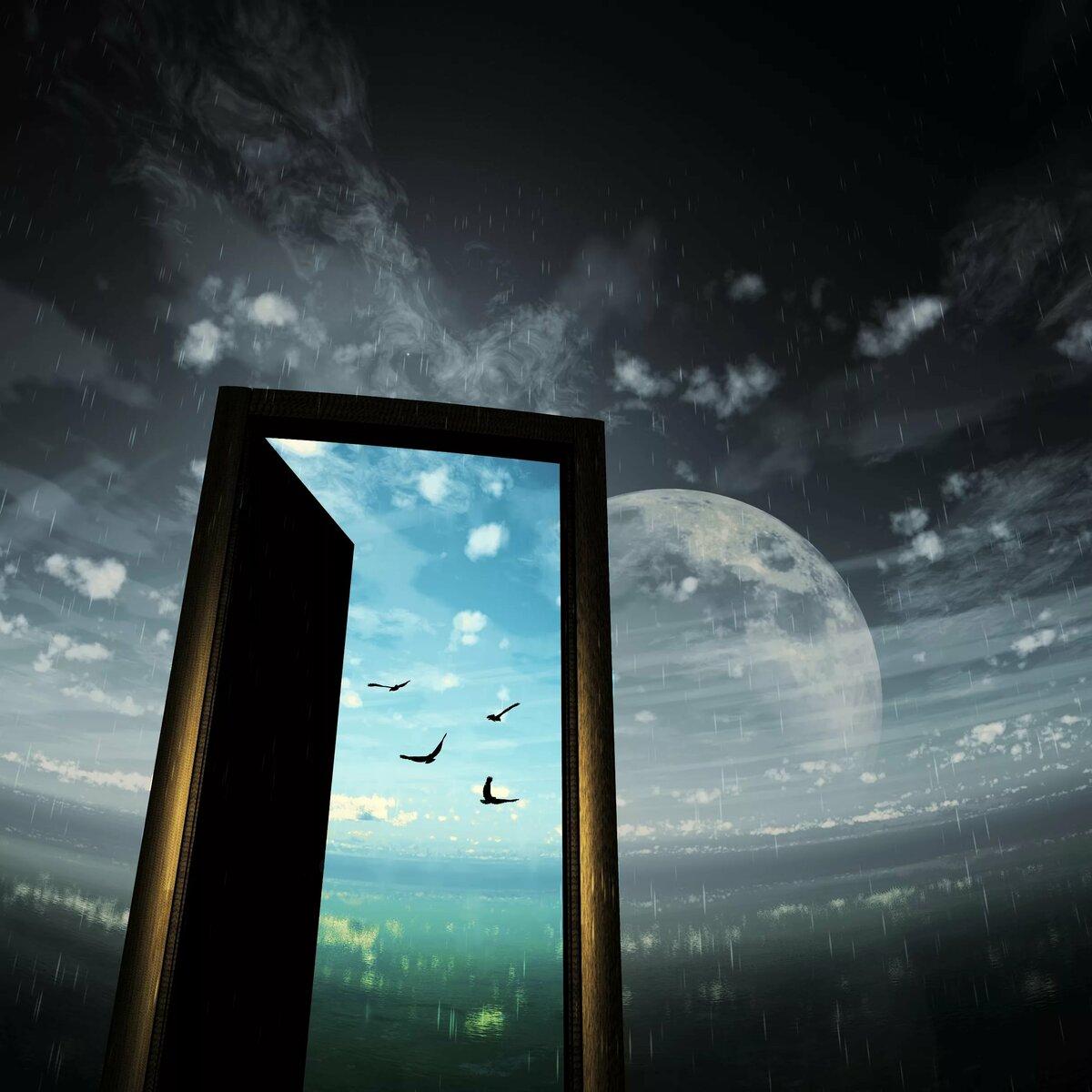Картинки ночь открытых дверей