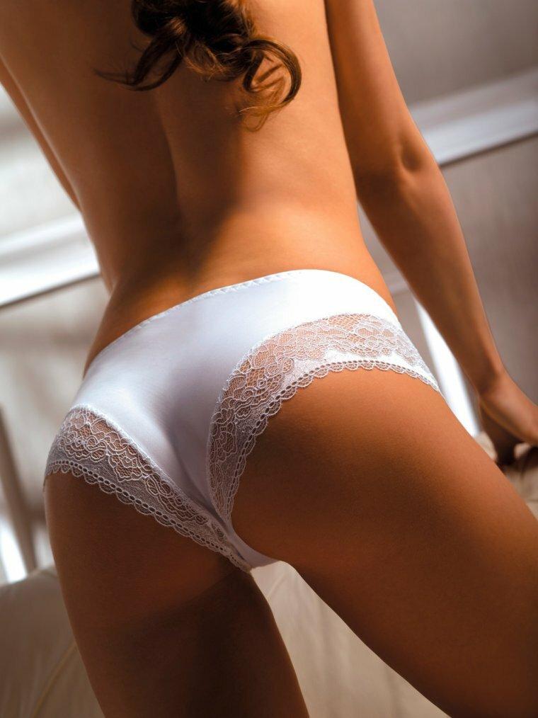 очень много фото девушек в белых трусиках - 10