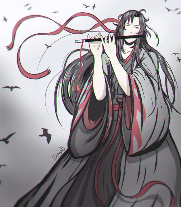 Магистр дьявольского культа рисунки