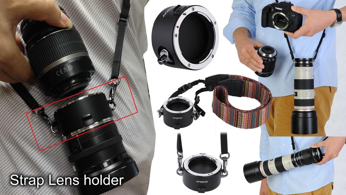 полезные аксессуары для фотографа способны