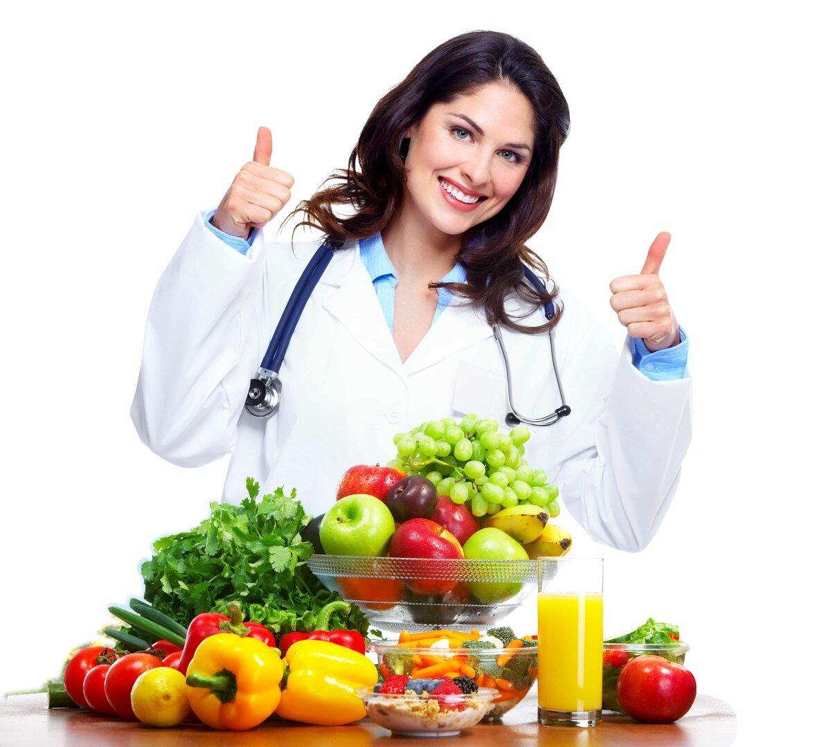 врач диетолог диета