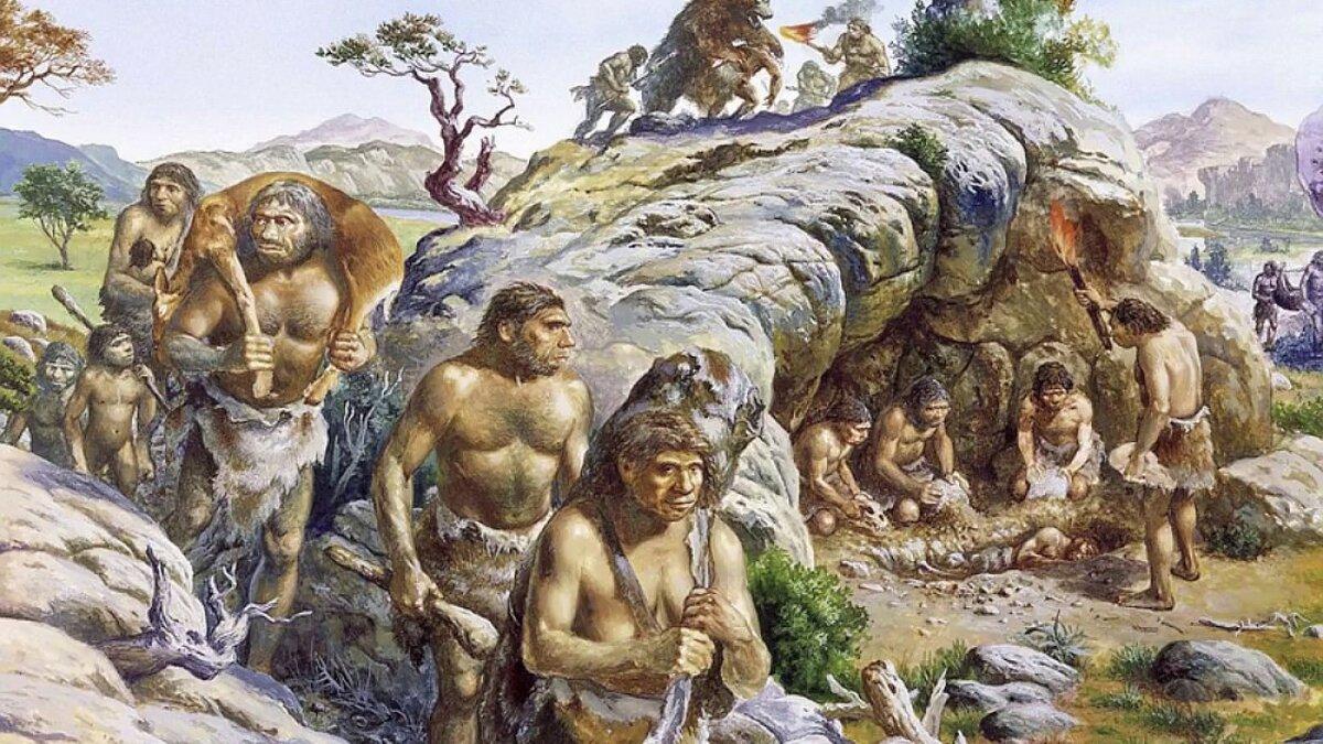 время картинки древнейшей истории же