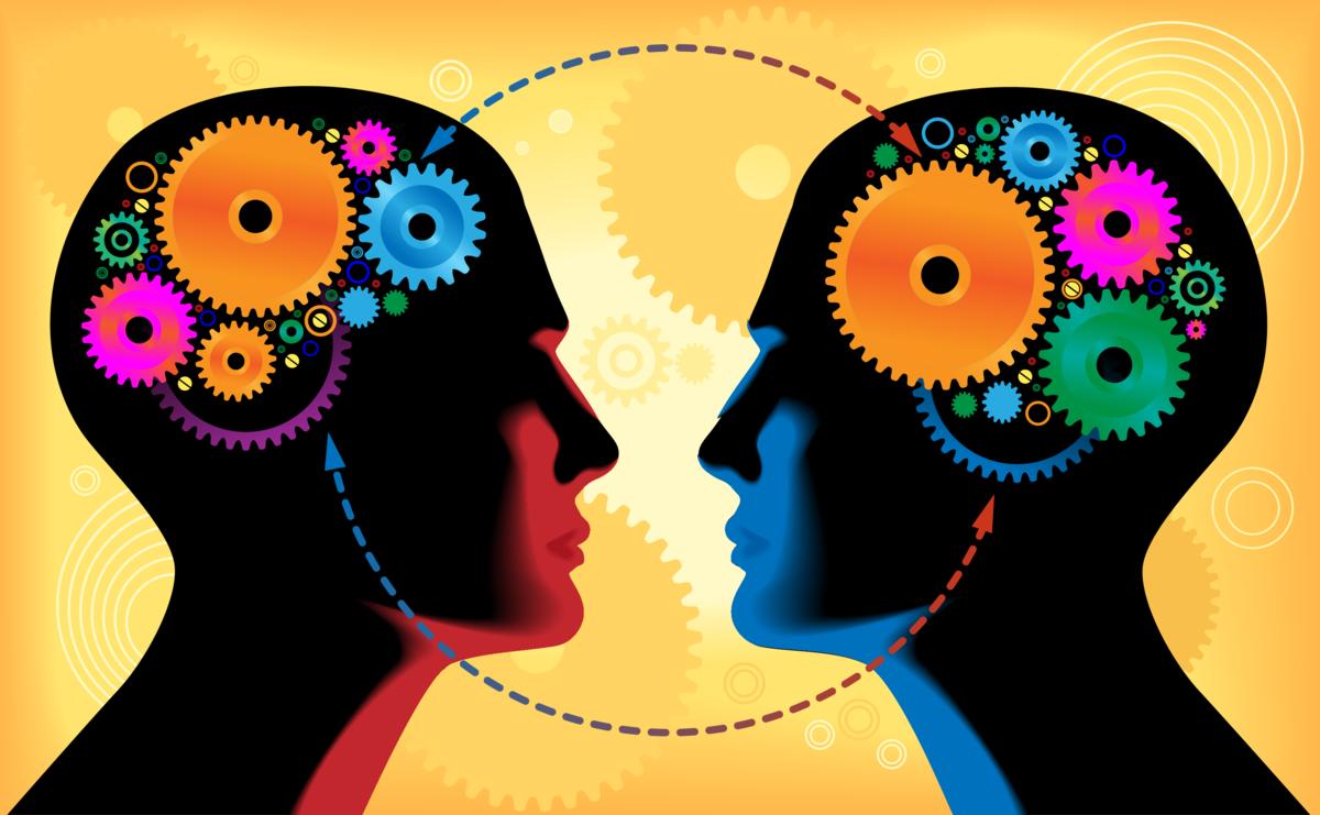 Живая, влияние картинки на восприятие информации