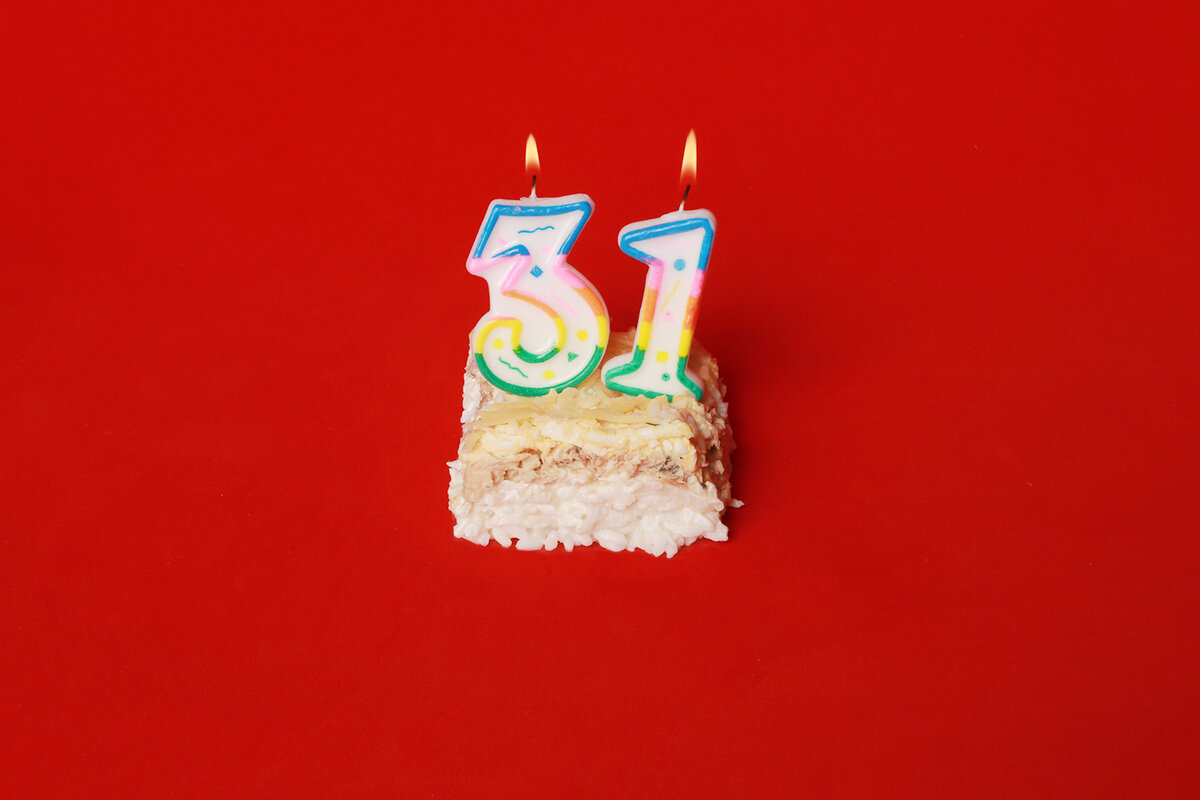 Прикольные поздравления 31-летие