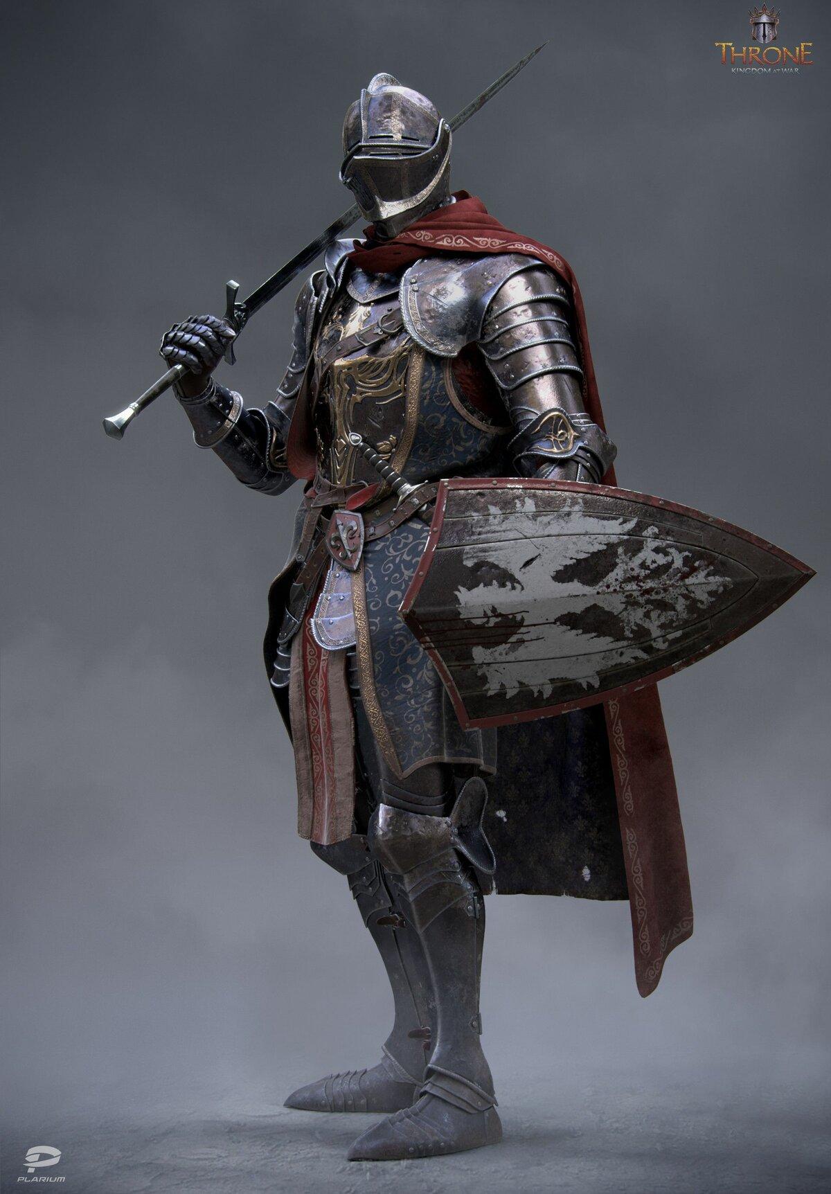 Картинки рыцаря в доспехах