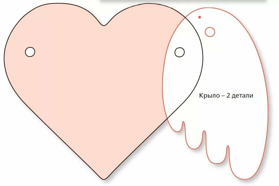 Связанные крючком, открытки сердечки своими руками из картона