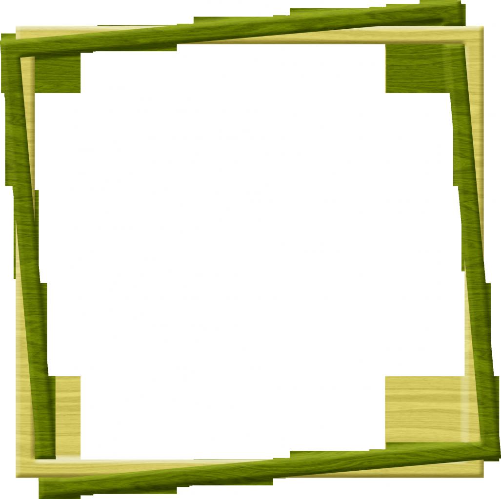 если приглядеться квадратные рамки для фотографий многие активно
