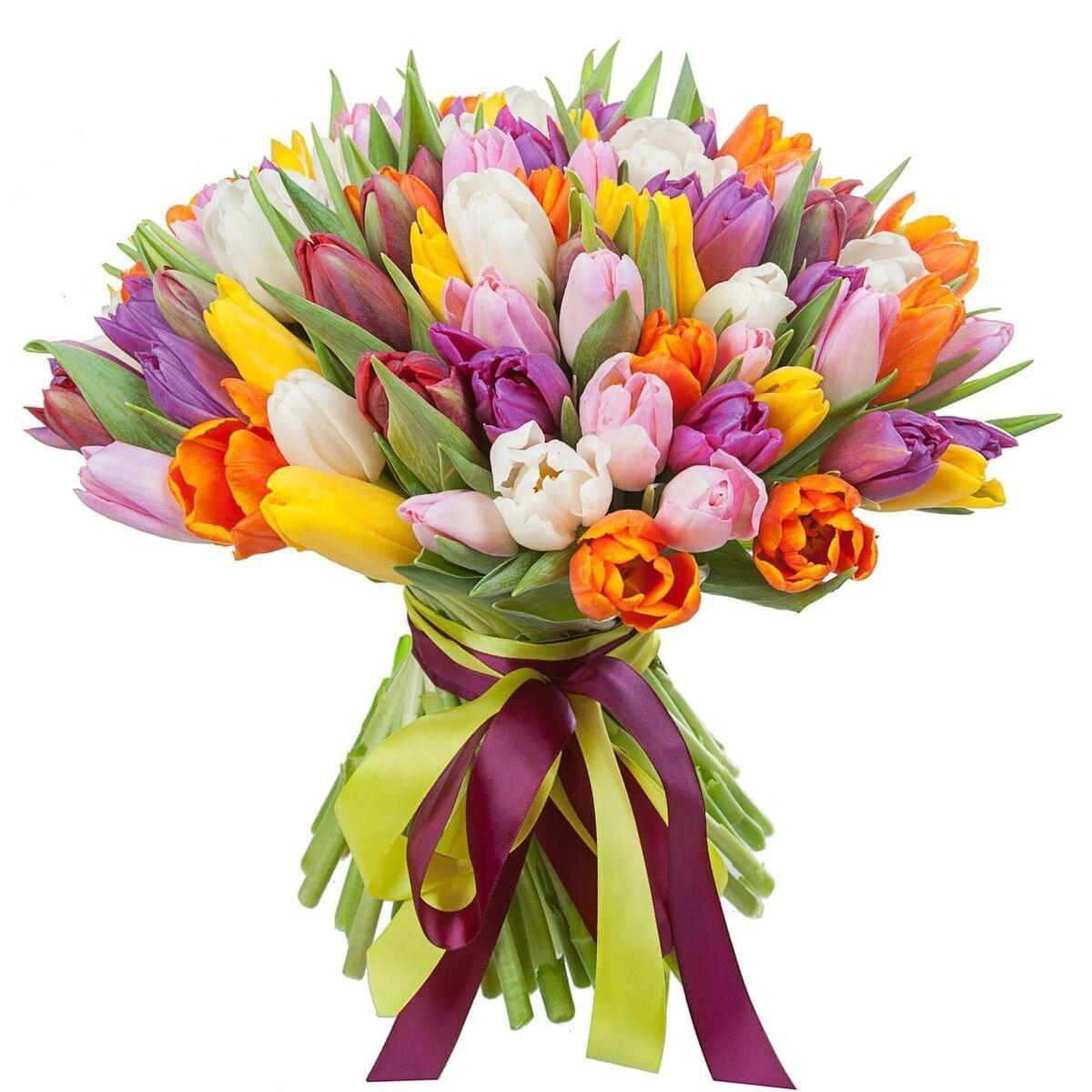 Киев букет для з роддому тюльпани, интернет