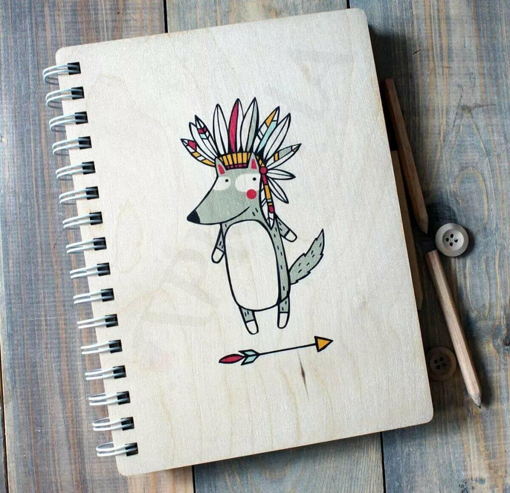 Рисунок карандашом, прикольные рисунки в артбуке