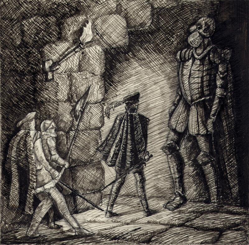 рисунки из произведений шекспира различной величины