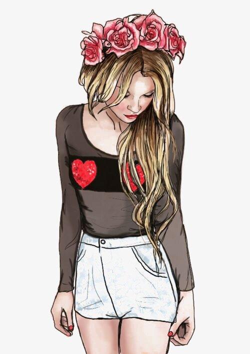 Повара рисунки, картинки на аву для девочек 12 лет крутые нарисованные