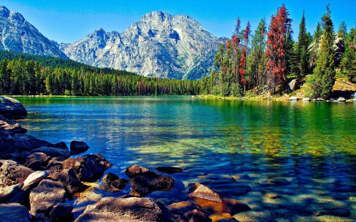 Картинки, картинки красивых озер