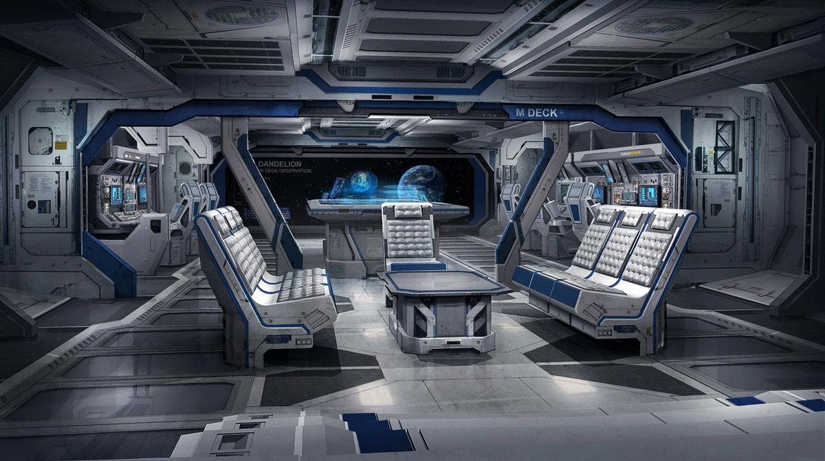 нужна внутри космического корабля картинки использование