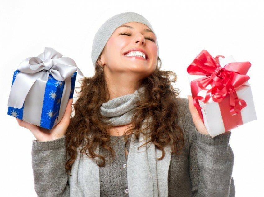 Сделать открытку, картинки получать подарки