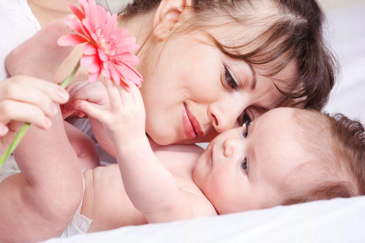 Мамы с младенцами картинки, сделать цветочек бумаги