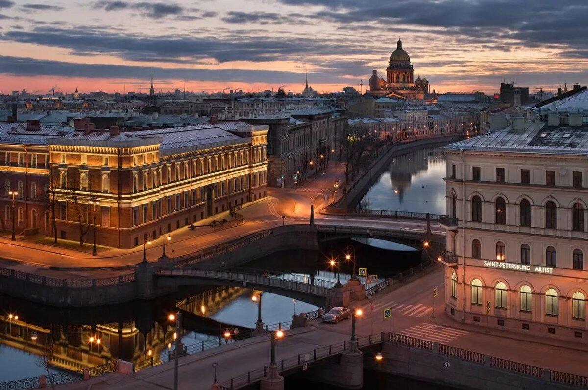 Картинки города санкт петербурга, как сделать
