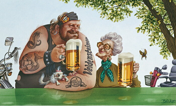 Пиво пьют картинки прикольные