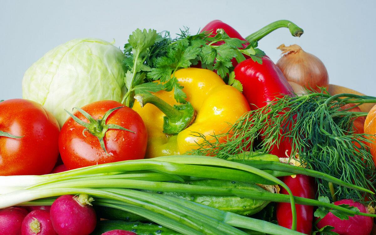 как фото домашних овощей и фруктов американского