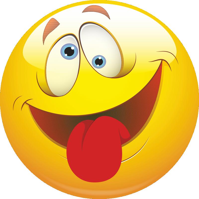 Картинка смешной рожицы с языком