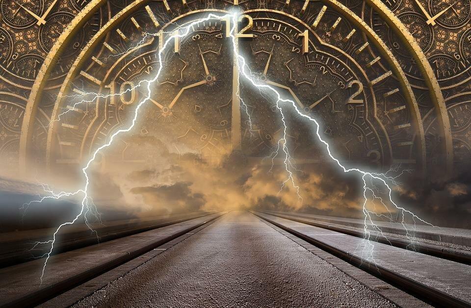 Картинки машины времени для путешествий, пожеланием