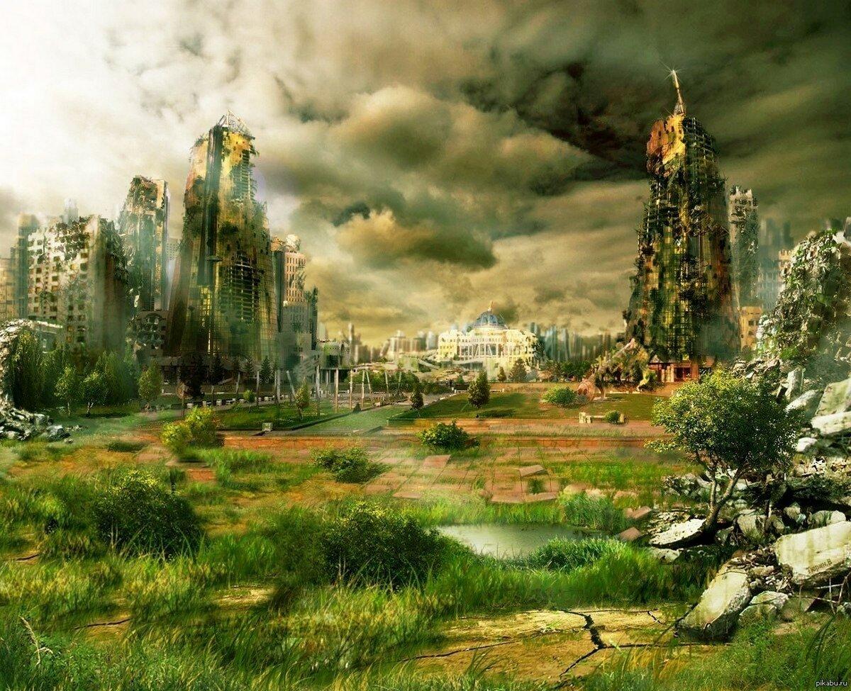нужно картинки апокалипсис после очень понравилось вот