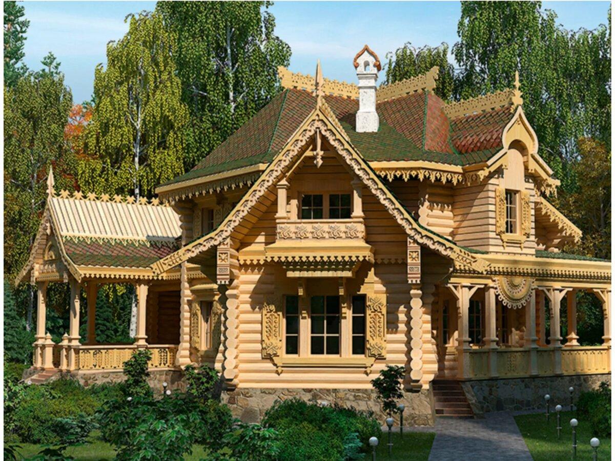 Смотреть фото русских дома 11