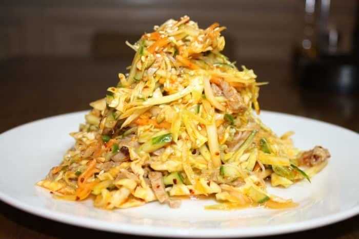 зарину принесли салат домашний китайский рецепт с фото запах