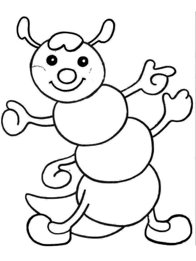 Лет, нарисовать картинку для детей 4 лет
