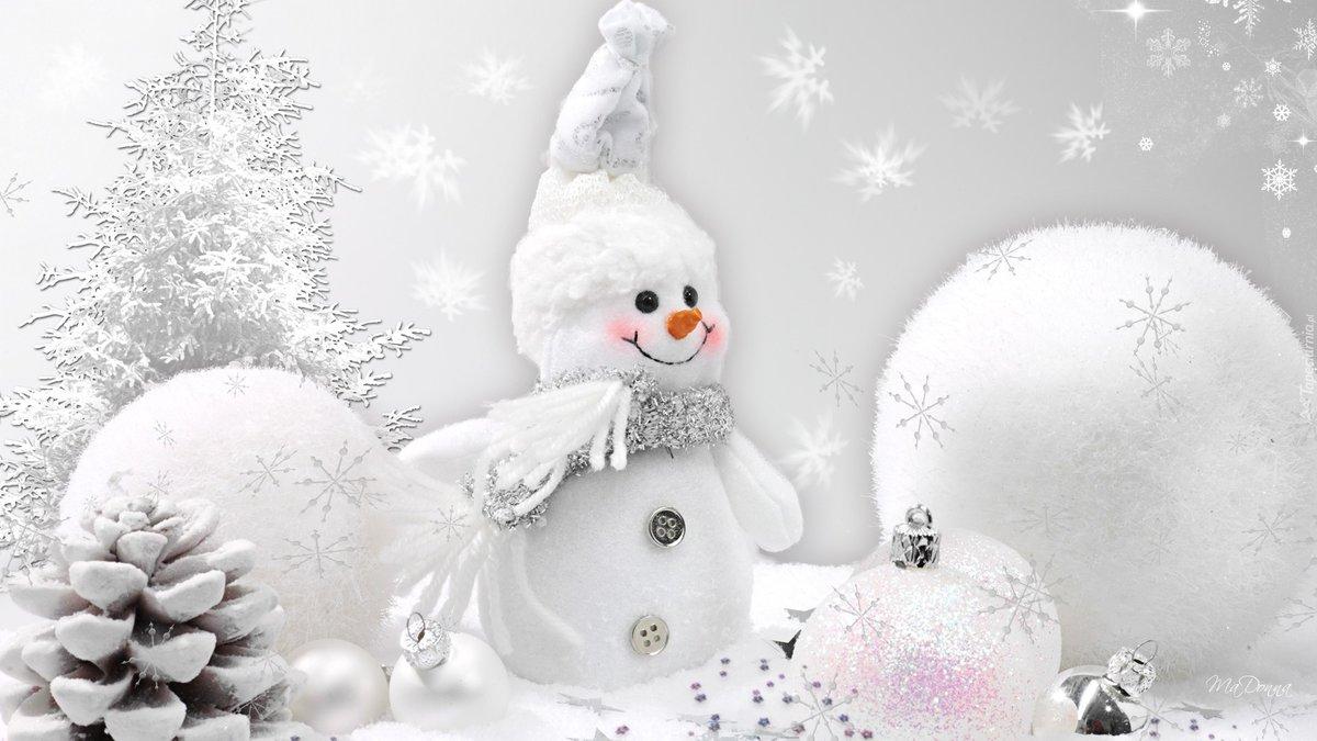 картинка на экран монитора зима новый год