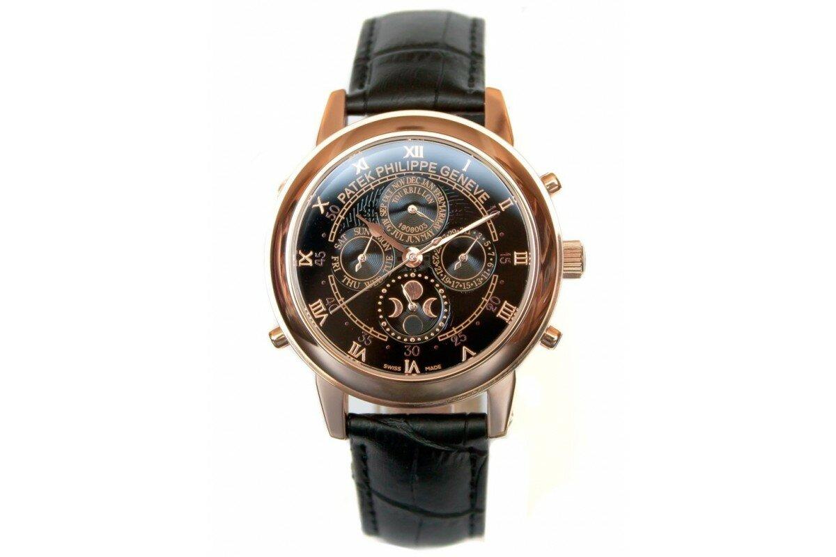 Модели patek philippe с завидным постоянством становятся триумфаторами часовых аукционов.