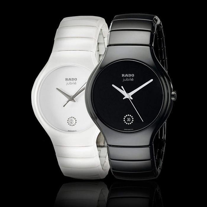 dc402b401f4b Часы RADO Jubile True. Купить Часы В Челябинске - Новоесело.рф Сайт  производителя.