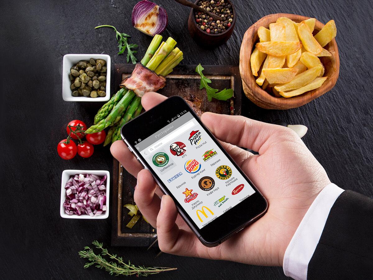 приложение для телефона диета